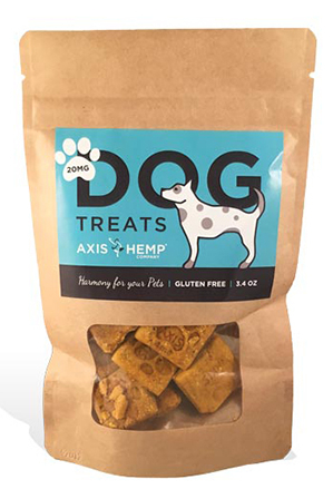 Treat your dog with these treats.
