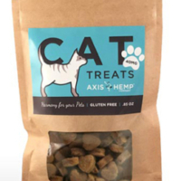 Treat your feline with these cat treats.
